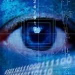 övervakningsöga
